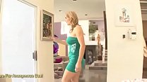 Cougar Has Her Big Titties Jizzed On By A Much ...