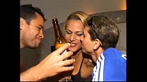Blonde shemale prostitute amateur threesome bar... Thumbnail