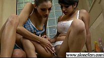 Teen Masturbating With Toys In Every Hole movie-07