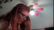 Naughty shows her perfect body and blowjob on w...
