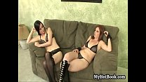 Ginger Blaze and Mina Leigh are not full fledged l