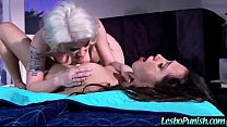 Punishment Between Hot Mean Horny Lesbians (ind...