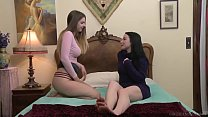 I wanted to  try lesbian sex, but I was so shy!   Veruca James, Stella Cox