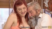 Download video bokep DADDY4K. Redhead loves the way BF and his old d... 3gp terbaru
