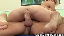 AdultMemberZone - Jasmine Jolie Licks Jizz off ...