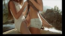 Lesbians Love Each Other In 4K