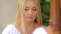 Nubile Films - Lesbian lust makes incredible or... thumb