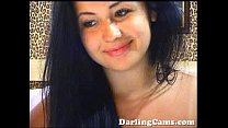 cam... on pussy her with plays blossom chubby Cute