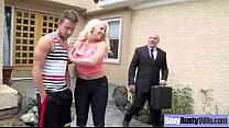 Sex Action Tape With Busty Mature Lady (alura j...