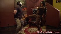 The Ultimate Brutal Ball Busting by Mistress Ki...