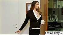 Office Girl (cathy heaven) With Big Melon Tits ...
