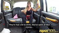 fake taxi petite body and big tits takes big cock in deep anal