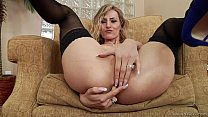 Wild anal ride on fat dick - Natasha Starr Thumbnail