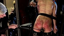 New slave trained on the rack Thumbnail