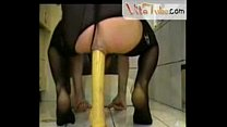 Awesome toying action