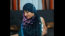 Maleena a muslim Hijabite shows off her Nice tits and Big fat ass - More on 366cams.com