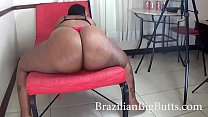 BrazilianBigButts.com Mega Booty Teasing and Getting Fucked)
