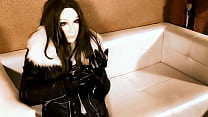 Fetish Leather Girl [ Breath Play]