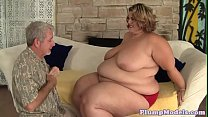 Cocksucking ssbbw gets doggystyled