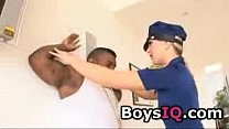 boysiq - dick! a treat to how knows officer police Tight