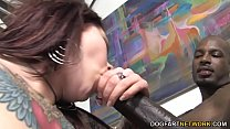 Misti Dawn Fucks BBC For The First Time On Camera