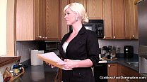 stepmom bad grade blackmail