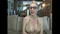 Mature with Glasses