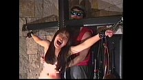 Tickling how it should be: cute slavegirl break... Thumbnail