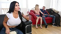 FILTHY FAMILY - Anastasia Knight Bonds With Her New Step Father Ryan McLane Thumbnail