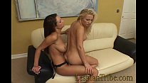 lesbian teens with perfect tits fucking strapon