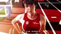 Rena Senpai and My Baton by Amelialtie Thumbnail