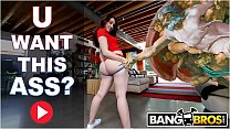BANGBROS - PAWG Mandy Muse Twerks Her Thicc Ass And Rides A Big Black Cock Thumbnail