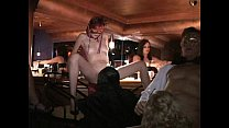 Flexible MILF and friends fuck in Trapeze sex club Thumbnail
