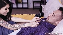 Mom helps babysitter with video project xxx Dirty duddy's daughter