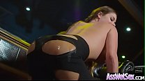 (Cathy Heaven) Luscious Girl With Round Big Ass In Hard Anal Sex movie-10