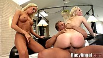 Sperm Perv Swap #07 Linda Brown, Honey Winter, ... thumb