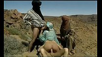 Mafalda and the Bedouins Ganbanged in the Desert - download porn videos