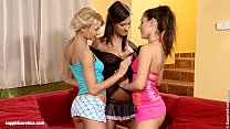 Spectacular Threesome - by Sapphic Erotica lesb...
