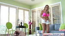 Superb blonde housewife Natalia Starr take cock in POV - download porn videos