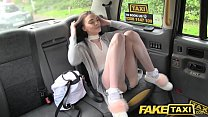 Fake Taxi Natural small tits and a nice tight s...