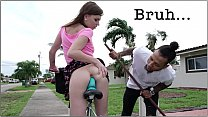 BANGBROS - Alex Blake Takes On Macana Man's Mon...