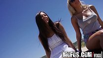 Mofos - Stranded Teens - Ally and Angie - Finge... Thumbnail