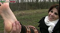 UI011-In the country with Leila -Amateur Foot W... thumb