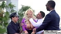 Sexy Big Juggs Girl (bridgette b) In Office Get Banged In Hard Style movie-08 Thumbnail