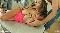 Sensual Jane with big tits on Primecups having hardcore