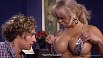 SexAndSubmission - Alyssa Lynn - Dominating My Girlfriend's Mom's Big Fake Tits1