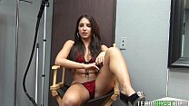 ThisGirlSucks Small tits latina teen Giselle Le...