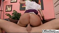 Girl With Bigtits (lela star) Get Nailed Hard In Office mov-31