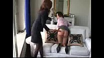 Japanese spank punishment 2