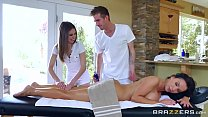 Brazzers   N ikki Riley   Dirty Masseur